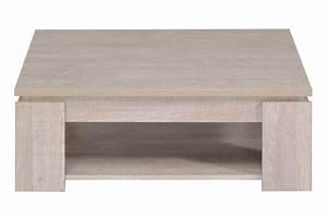 Table Basse Alinéa Bois : table basse carr e en bois ~ Teatrodelosmanantiales.com Idées de Décoration
