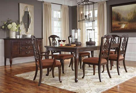 gladdenville dining room set  signature design  ashley