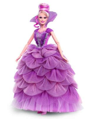 barbie nutcracker sugar plum fairy doll