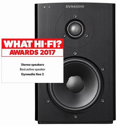 Xeo Dynaudio Fi Hi Speaker Active Speakers