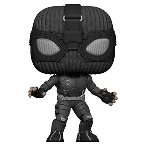 spider man   home spider man stealth suit pop