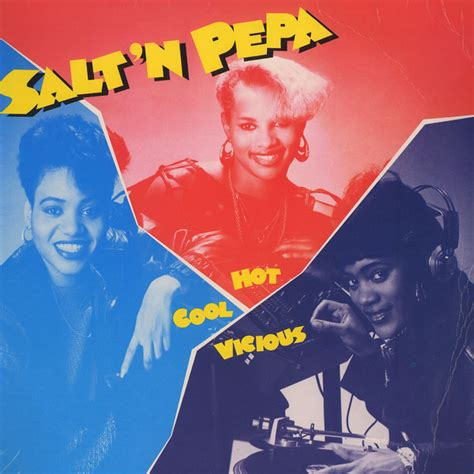 salt  pepa hot cool vicious  vinyl discogs