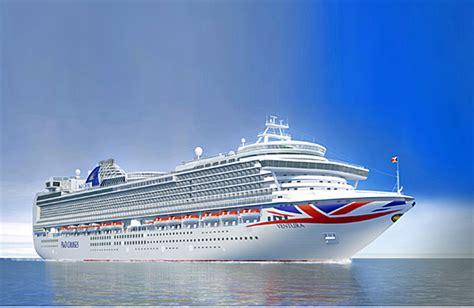 Ship Ventura by Ventura Images Iglucruise
