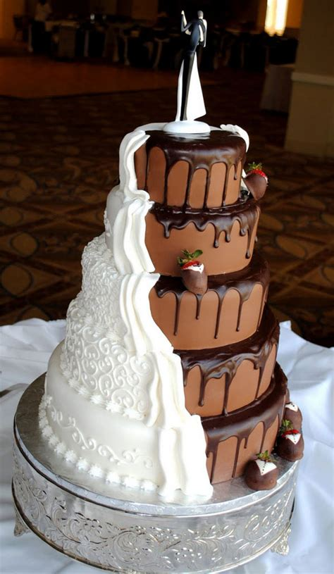 12 Wedding Cake Ideas For Him And Her