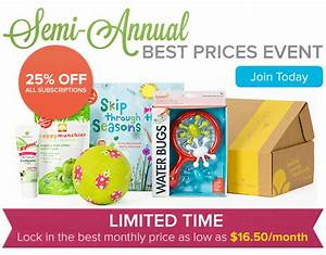Citrus Lane Semi-Annual Best Prices SALE! - hello subscription