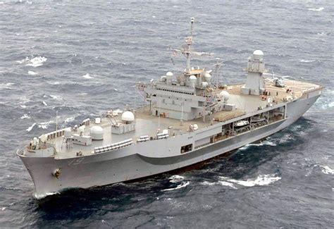 Uss Blue Ridge (lcc-19) Amphibious Command Ship Image (pic4