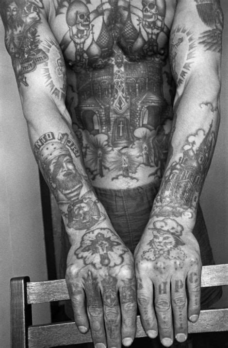 9 best Russian prison tattoos images on Pinterest | Russian criminal tattoo, Russian prison