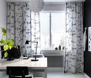 Rideaux Salon Ikea : rideaux ikea motifs photo 8 12 on parle souvent de ~ Teatrodelosmanantiales.com Idées de Décoration