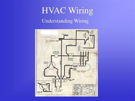 ppt hvac wiring powerpoint presentation id 255717