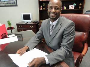 Meet District 155's New Superintendent, Dr. Johnnie Thomas ...