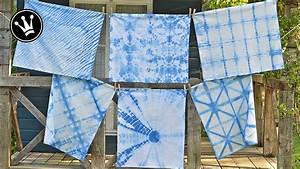 Batiken Muster Vorlagen : diy shibori f rbetechnik batiken stoff f rben geschirrt cher batiken howto youtube ~ Watch28wear.com Haus und Dekorationen
