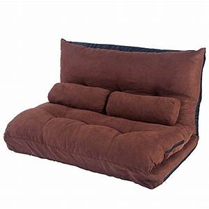 life carver adjustable floor double sofa bed thicken With double sofa bed sale