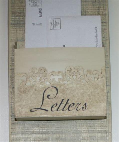 shabby chic mail organizer make a shabby chic mail organizer arts and crafts