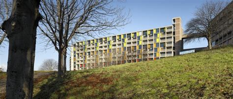 park hill sheffield housing  architect
