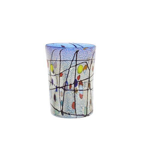 Bicchieri Vetro Murano by Bicchiere Vetro Di Murano Decoro Kandinsky Coincasa