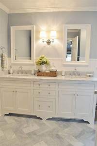 best 25 double sink vanity ideas on pinterest double With double sink bathroom decorating ideas