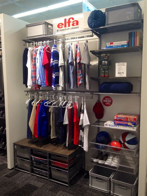 the container store 6 foot reach in closet the mod