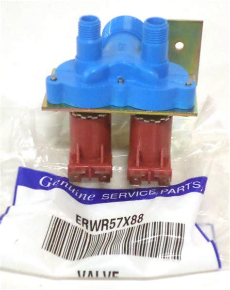 wrx  ge refrigerator icemaker water valve coil solenoid ps  ebay