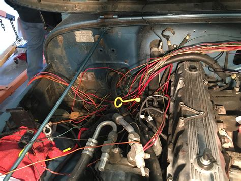 Howell Fuel Injection Wiring Harnes by 1987 Yj Fuel Injection Conversion Howell Jeepforum