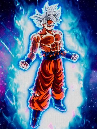 Mui Goku Lr Dragon Ball Dbz Dokkan