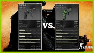 Cs Auto : cs go cz75 auto vs p250 pistol comparison youtube ~ Gottalentnigeria.com Avis de Voitures