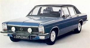 Opel Diplomat V8 Kaufen : opel diplomat technical details history photos on better ~ Jslefanu.com Haus und Dekorationen