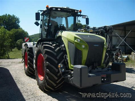 Tractors - Farm Machinery: Claas Xerion 4000