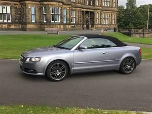 Audi A4 Cabriolet : 2007 audi a4 convertible cabriolet 2 0 diesel tdi not a3 ~ Melissatoandfro.com Idées de Décoration