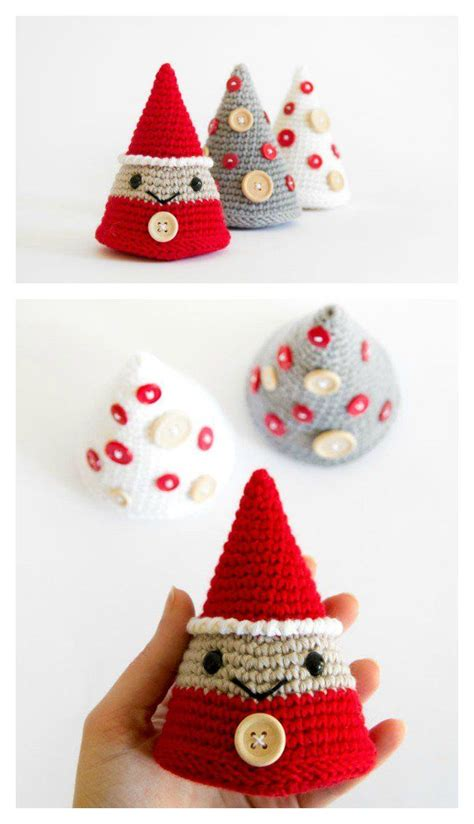 easy crochet christmas crafts 10 fast and easy crochet free patterns for last minutes crochet tejido de navidad