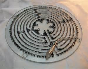 Finger Labyrinth Meditation
