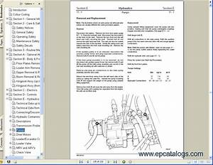 Jcb Excavators Service Manuals S3 Download