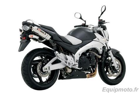 pot echappement moto yoshimura suzuki gsr 600 echap moto