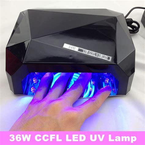 2013 New Long Life Diamond CCFL LED UV Lamp 36W Nail UV