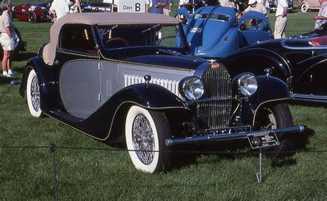 Bugatti owes its distinctive character to a family of artists and engineers, and has always strived to offer the extraordinary, the unrivalled, the best. 1934 Bugatti Type 57 Stelvio convertible   Richard Spiegelman   Flickr