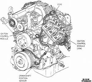 Pontiac 3800 V6 Engine Diagram