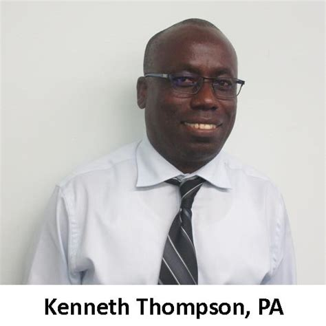 kenneth thompson pa comprehensive community health centers