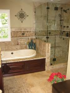 Jacuzzi Tubs with Showers and Bathrooms