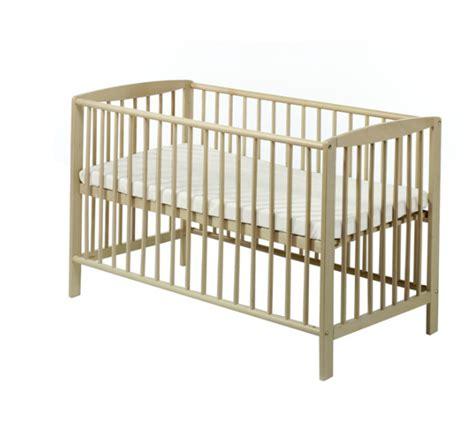 acheter lit b 233 b 233 224 barreaux 60x120 cm h 234 tre massif avec eco sapiens