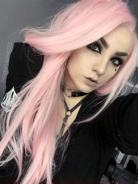 Pastel Pink Hair Tumblr