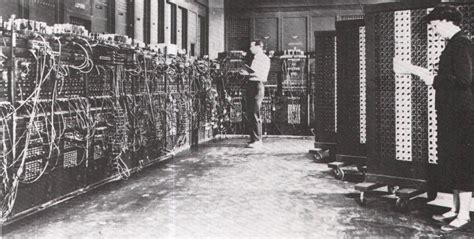 4.8 Project Px And The Eniac
