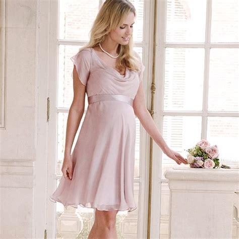 lizzie seidenkleid rose aus der kategorie kleider kurzarm