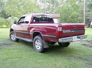 1997 Toyota T100 - Information And Photos