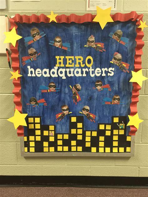 superhero bulletin board preschool preschool superhero