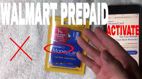 The walmart moneycard is one of the best prepaid debit cards on the market. How To Activate Walmart Money Card Prepaid Debit Card 🔴 - YouTube