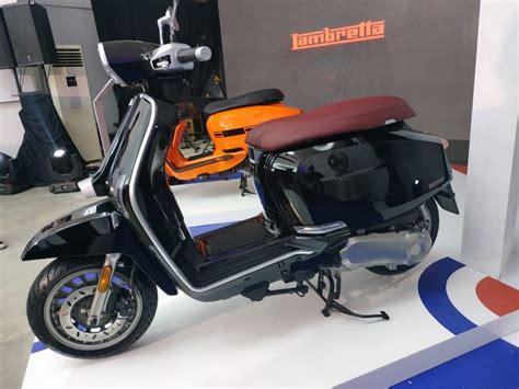 Lambretta V200 Special Image by Foto Penakan Lambretta V125 V200 Special