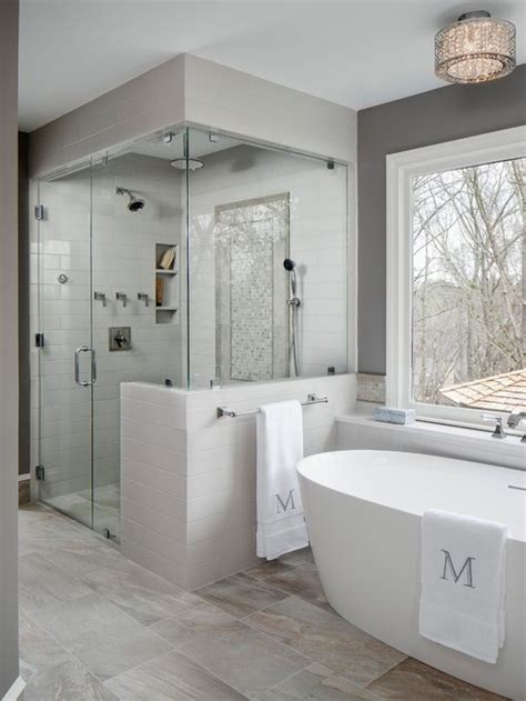 Bathroom Ideas Houzz by 25 Best Walk In Shower Ideas Remodeling Pictures Houzz