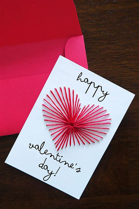 Breathtaking card ideas for someone specialit's february and guess what special day is just around the corner? Easy and Adorable Valentine's Day DIY Cards Ideas