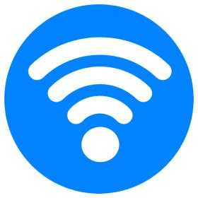 Wifi Icon Blue PNG Image - PurePNG | Free transparent CC0 ...