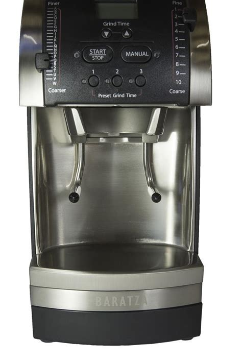 The highest rated is the sage pro burr grinder, but as you can see it is about. Baratza Vario - 54mm Flat Burr Coffee Grinder — iDrinkCoffee.com