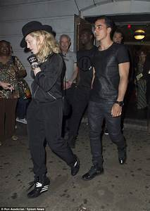 Madonna39s Toyboy Lover Timor Steffens Opens Up About Their